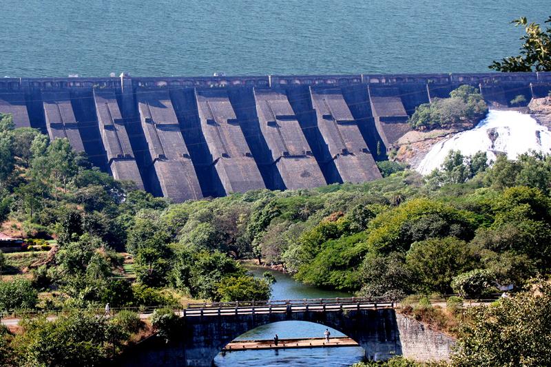 bhandardara dam