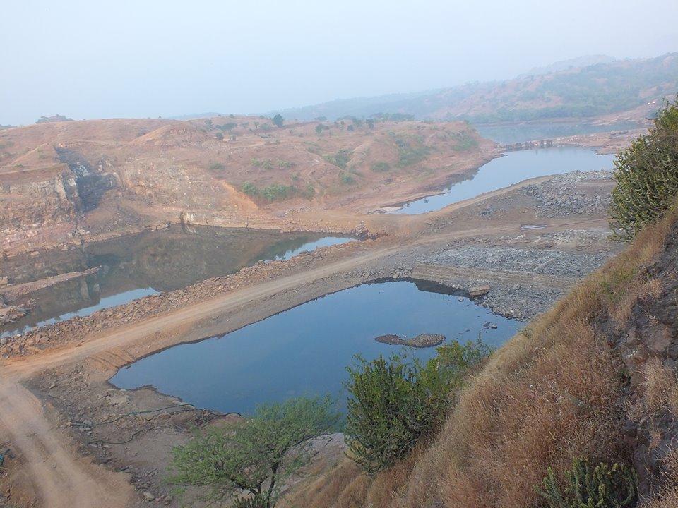 pimpalgav khand dam